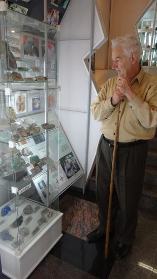 Ушел из жизни геолог Владимир Макарихин