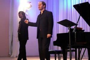 Михаил Мордвинов  (слева) и Тобиас Берндт. Фото из группы vk.com/kgfptz
