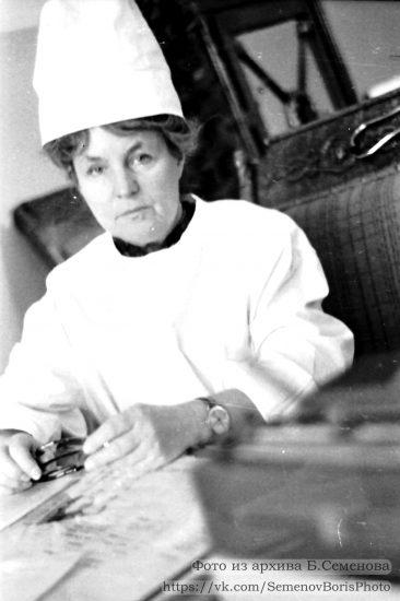 Валентина Павловна Клещевникова. Фото Бориса Семёнова