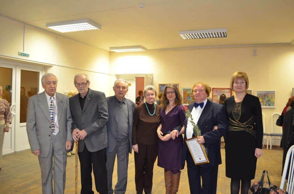 Члены Союза композиторов Карелии