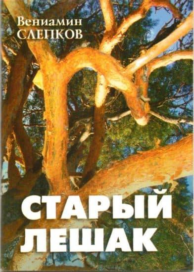 Старый лешак - обложка книги
