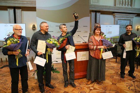 Премия «Ясная Поляна» досталась Андрею Рубанову и Марио Варгас Льосе