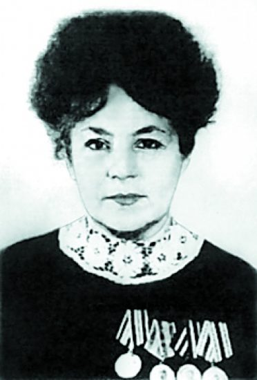 Валентина Павловна Клещевникова