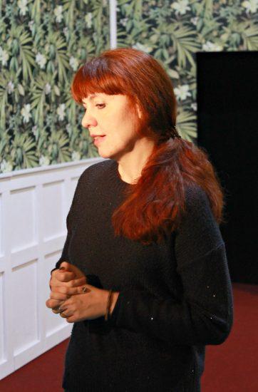 Режиссёр Мария Колычёва-Кайзер