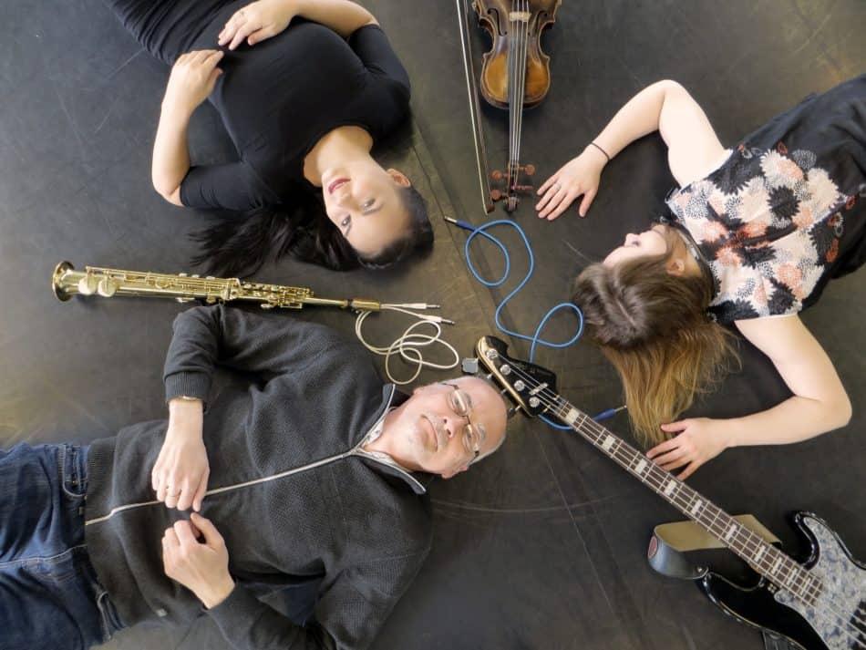 Финская группа Kanteletar Ethnic Band