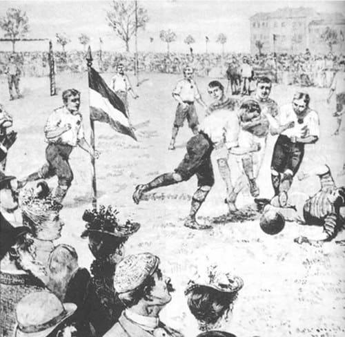 Карельский футбол отметил свое столетие. Это могло быть так