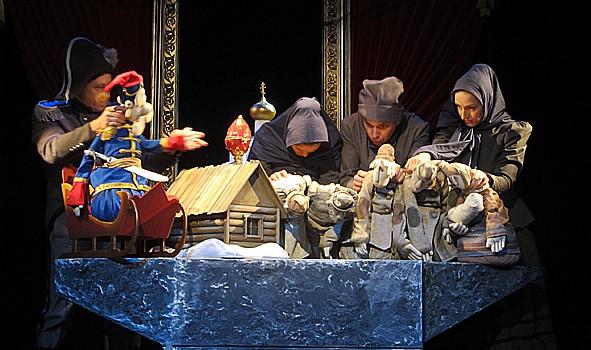 К тульским мастеровым людям приехал с царским приказом сам атаман Платов
