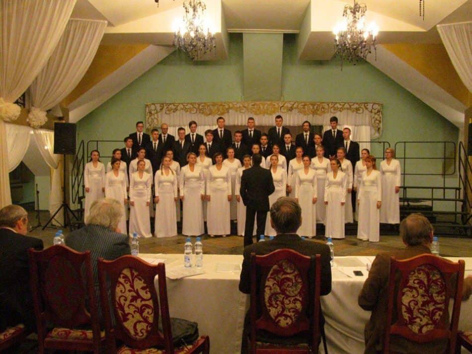 Академический хор ПетрГУ возвращается из Москвы с триумфом
