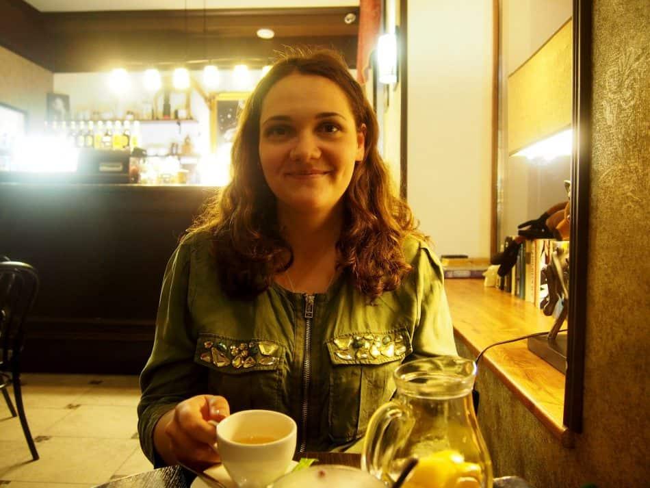 Анастасия Быкова. Фото Ирины Ларионовой