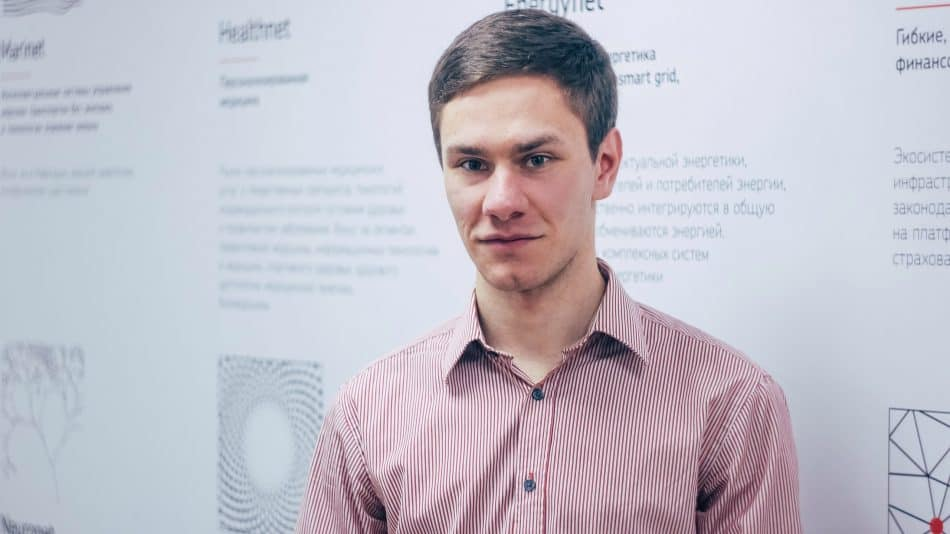 Андрей Чалкин. Фото Натальи Виноградовой