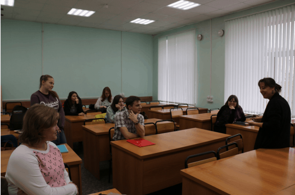 Бонни Рус. Фото с сайта ПетрГУ