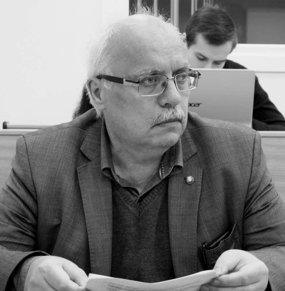 Андрей Бутвило. Фото Ирины Ларионовой