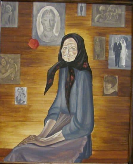 Джанна Тутунджан. Корень рода