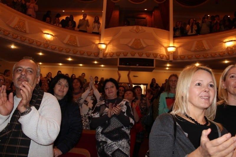 Гастроли Национального театра Карелии во Владикавказе. Фото mincultrk.ru