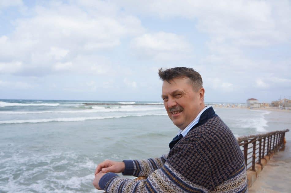 Олег Мошников. Фото из личного архива
