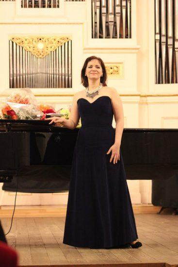 Ольга Маслова. Фото из группы vk.com/mrteatr