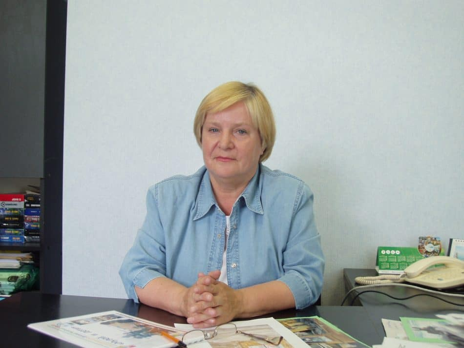 Людмила Васильевна Шилова