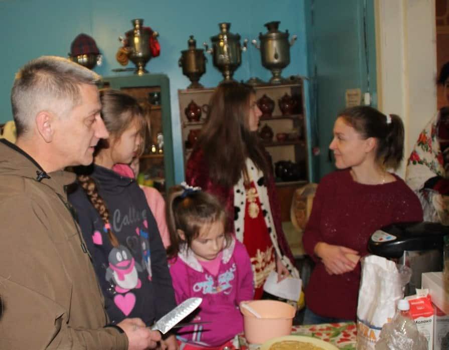 В селе Великая Губа провели квест «Богатыри в Заонежье»