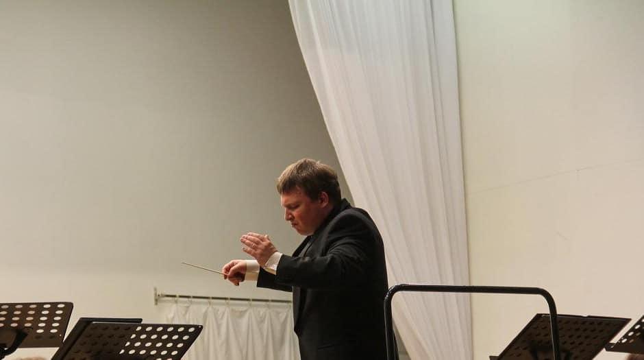 Анатолий Рыбалко. Фото Владимира Ларионова
