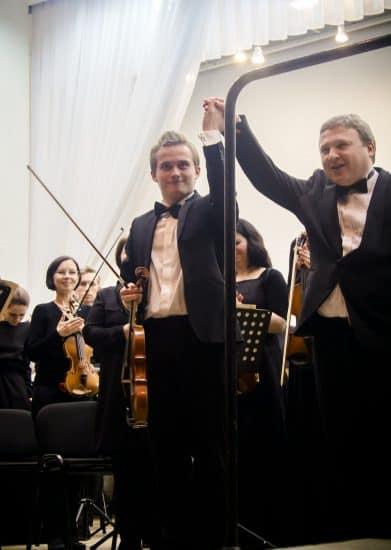 Дмитрий Смирнов и Анатолий Рыбалко. Фото из группы vk.com/kgfptz