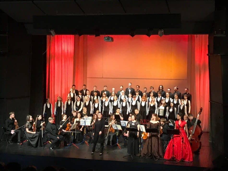 Заключительный концерт фестиваля. Фото Михаила Горина