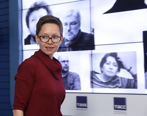 Гузель Яхина. Фото: totaldict.ru