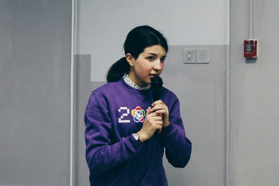 Юлия Маликина