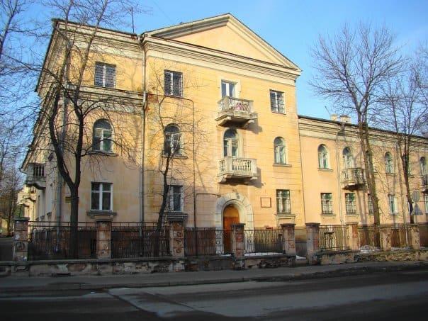 Дом на ул. Дзержинского, 39. Фото Юлии Свинцовой