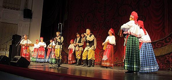 Вепсский народный хор разменял уже девятый десяток
