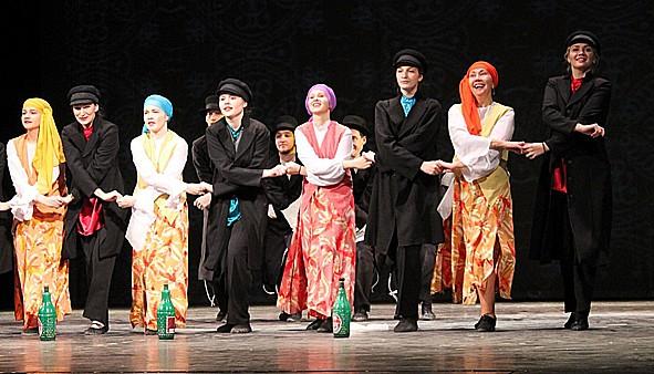 Ансамбль еврейского танца «Авив»