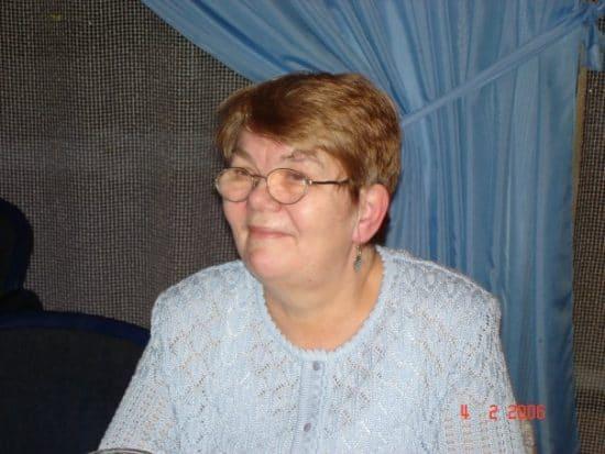 Антонина Федоровна Загайнова