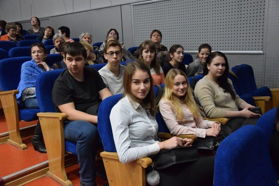 Аудитория, с которой работал Николай Андреев