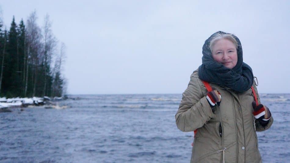 Анна Матасова. Фото Ирины Ларионовой