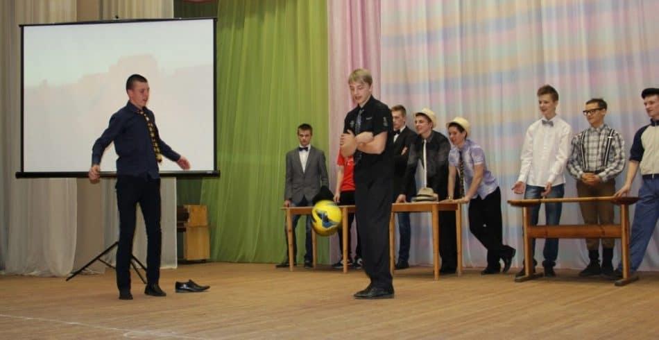 На одном из праздников в Беломорском центре дополнительного образования. Фото: www.belomorsk-cdo.ru