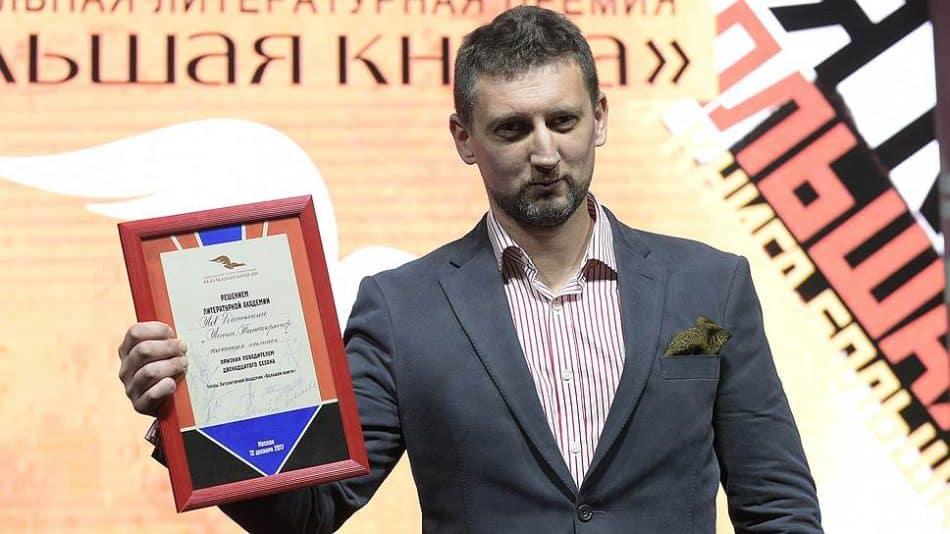 Лев Данилкин. Фото: Глеб Щелкунов / Коммерсант