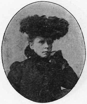 Мать Вадима Гарднера - Екатерина Ивановна Гарднер (Дыхова)