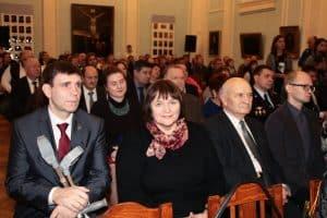 Любовь Герасёва и другие лауреаты года
