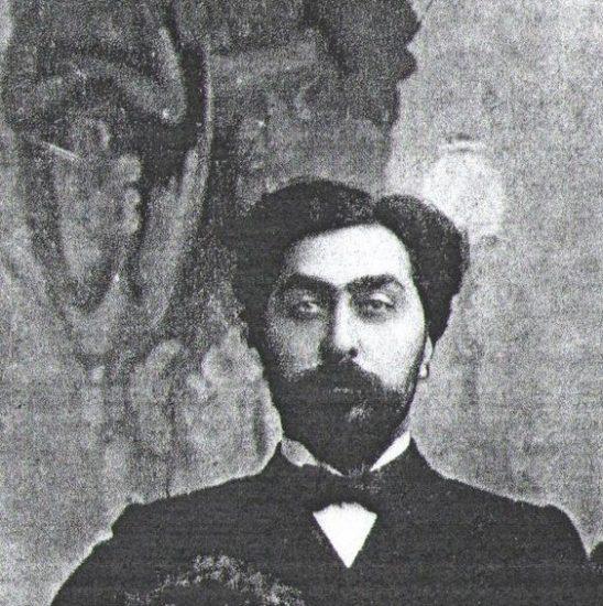 Григорий Ксенофонтович Мячин