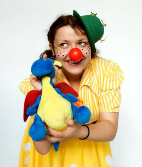 Клоун Фрося