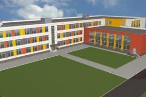 Проект школы в поселке Ледмозеро. Сайт: gov.karelia.ru