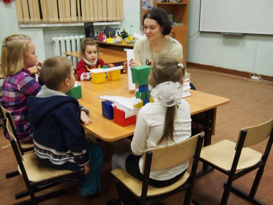 Математический фестиваль в 9-й школе Петрозаводска. Фото Афанасия Голубева