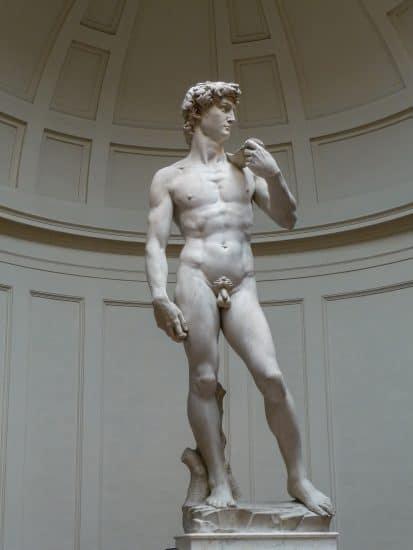 Микеланджело. Давид