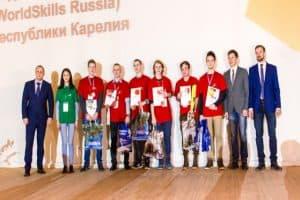 На первом региональном чемпионате «Молодые профессионалы (WorldSkills Russia)»12 участников получили золотые медали
