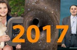 Что произошло в науке в 2017 году