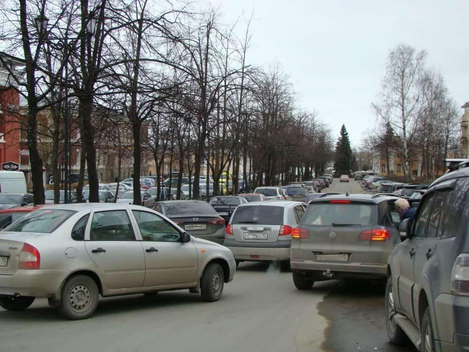 Петрозаводск. Ул. Энгельса. Фото Юлии Свинцовой