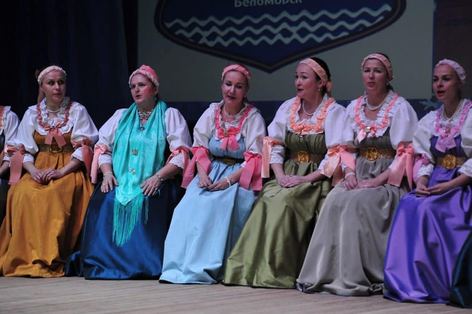 Поморский народный хор