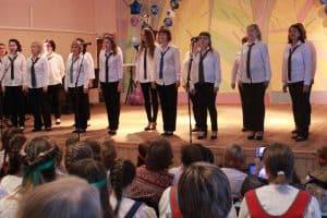 В Петрозаводске прошёл фестиваль-конкурс «Содружество хоров»