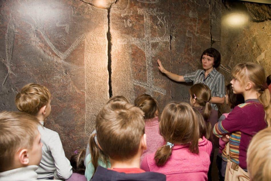 В новогодние праздники музей приглашает на обзорные экскурсии