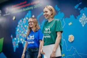 Волонтёры Карелии поедут на мировой чемпионат профессионального мастерства WorldSkills