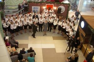 Любительский хор Карельской филармонии дал первые концерты